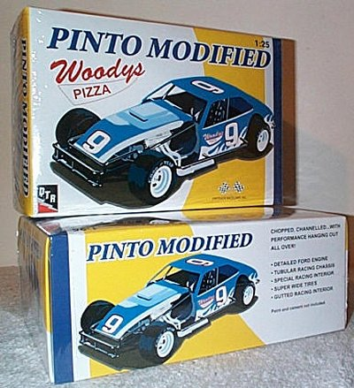 Woodys Pizza Ford Pinto Modified
