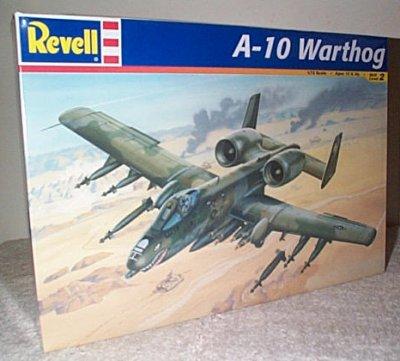 A-10 Warthog Plastic Model Kit