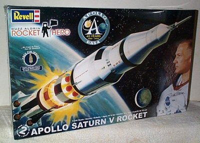 Apollo Saturn V Rocket Model Kit
