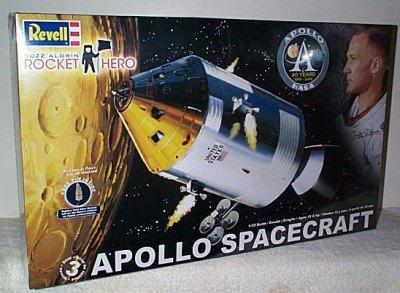 Apollo Spacecraft Buzz Aldrin Series