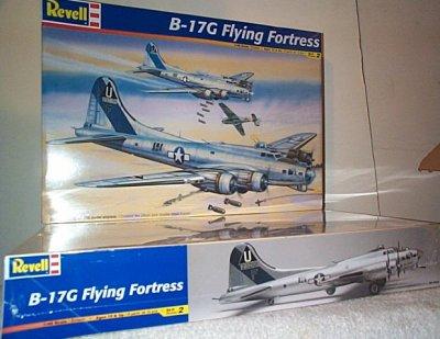 B-17G Flying Fortress World War II Bomber