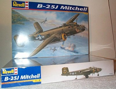 B25-J Mitchell World War II Bomber