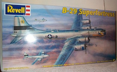 B-29 Superfortress World War II Bomber
