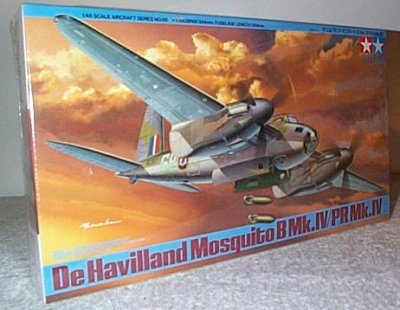 DeHavilland Mosquito B Mk.IV/PR Mk.IV