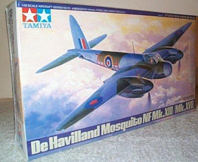 DeHavilland Mosquito NF Mk.XIII/Mk.XVII