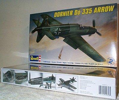 Dornier Do 335 German Fighter