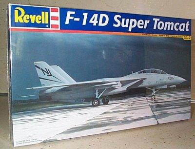 F14-D Super Tomcat Model Kit