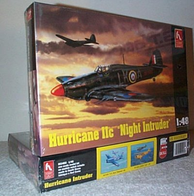 Hurricane IIc Night Intruder Fighter