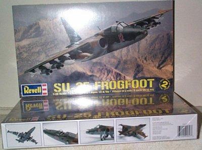 Su-85 Frogfoot Soviet Aircraft Model