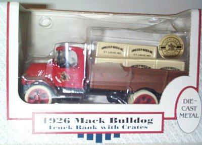 Anheuser-Busch '26 Mack Bulldog w/Crates # 2