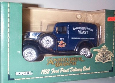 Anheuser-Bucsh Yeast '32 Ford Panel Issue # 8