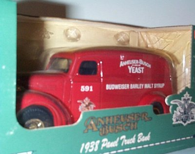 Anhuser-Busch Yeast '38 Chevrolet Bank # 11