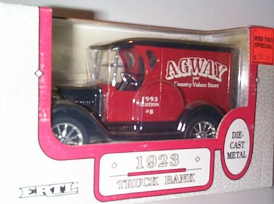 Agway 1923 Chevrolet 1 1/2 Ton Panel # 8