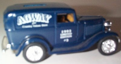 Agway '32 Ford Panel Truck Bank Issue # 3