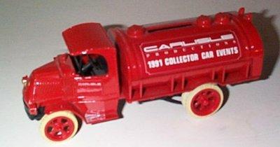 Carlisle '91 Meet 1926 Mack Bull Dog Bank