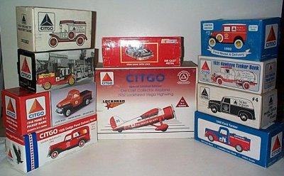 Citgo Christmas Banks 1st Ten