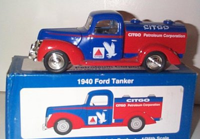 Citgo '40 Ford Tanker Truck Bank Issue # 5