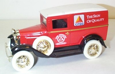 Citgo Ford Panel Truck Bank Issue #3