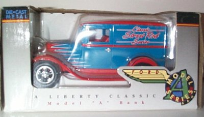 Classic Street Rods Model A Panel Truck Bank