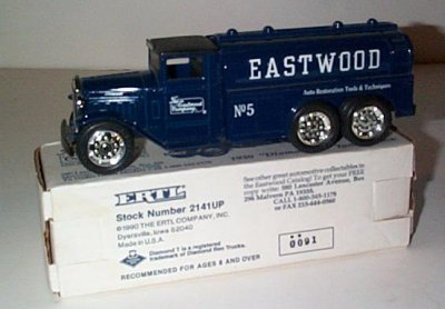 Eastwood Diamond T Tanker Bank Issue # 5