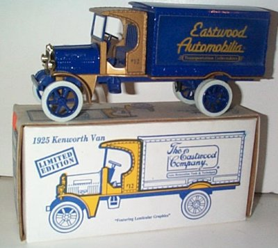 Eastwood Automobilia '25 Kenworth Issue # 12