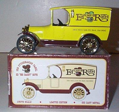 Ed Roth '16 Studebaker Delivery Van # 8