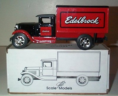 Edelbrock '31 International Van Issue #2