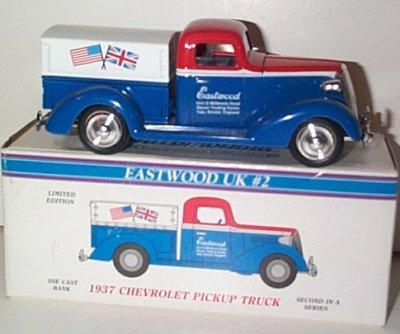 Eastwood Automotive UK '37 Chevrolet # 2
