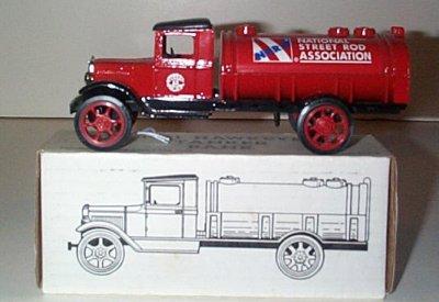 NSRA 1931 Hawkeye Tanker Bank Issue # 3