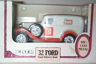 Publix Danish Bakery '32 Ford Panel # 2