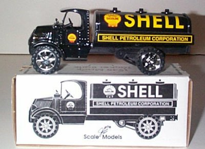 Shell 1935 Mack Bull Dog Tanker