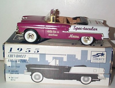 Spec-tacular News '55 Chevrolet Issue # 4