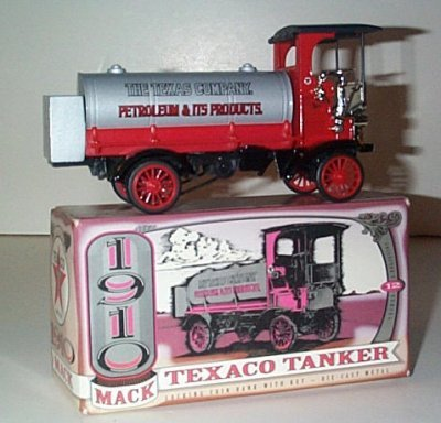 Texaco '10 Mack Tanker Truck Issue # 12