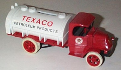 Texaco '26 Mack Bull Dog Bank Issue # 2