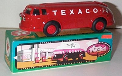 Texaco '34 Diamond T Doodlebug Issue # 11