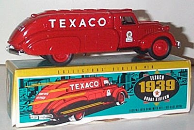 Texaco '39 Dodge Air Flow Tanker Issue # 10