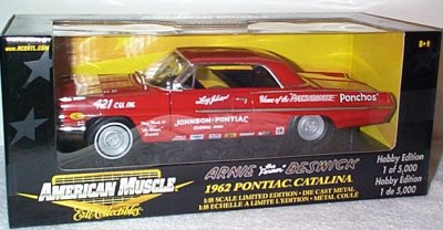 Larry Johnson/A.Beswick '62 Pontiac 421SD