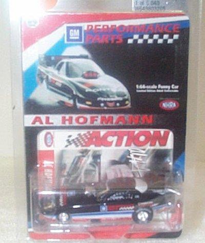 Al Hofmann GM Pref. Pts. '98 Funny Car