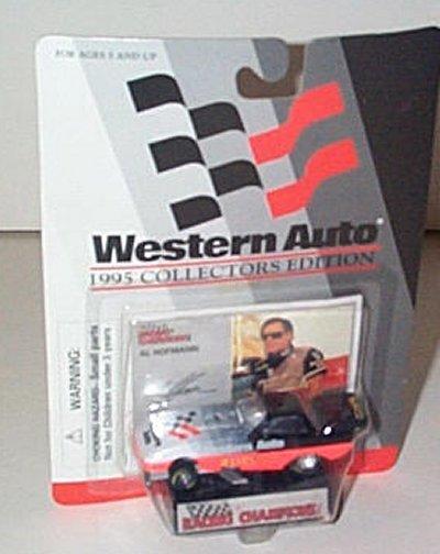 Al Hofmann Western Auto '95 Pontiac Funny Car