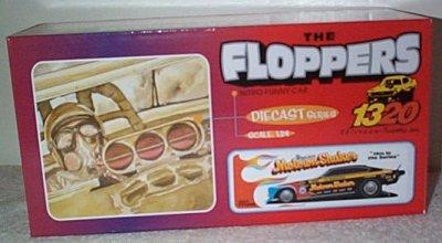 Al Bergler Motown Shaker Funny Car