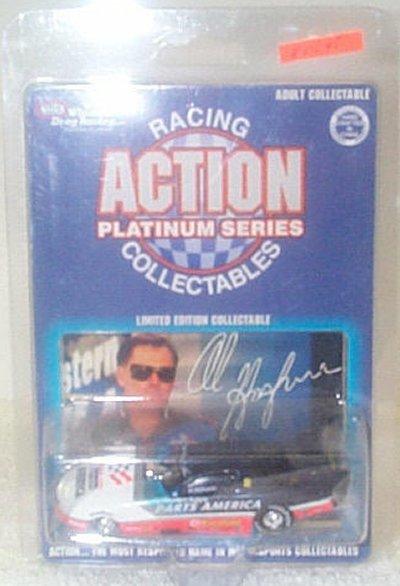 Al Hofmann WAPA 1996 Nitro Funny Car