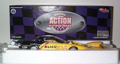 Bruce Allen Slick 50 '97 Pontiac Pro Stock
