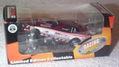 Bruce Larson Sentry '89 Olds Funny Car
