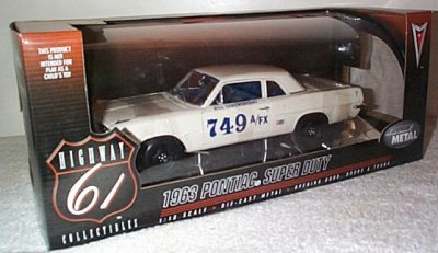 Bill Shrewsberry A/XFX '63 Pontiac 421 SD