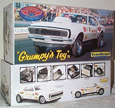Bill Jenkins Grumpy's Toy IV Camaro