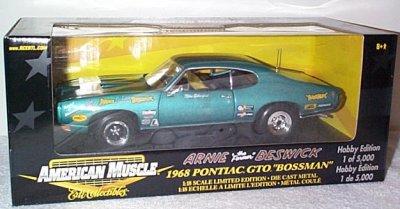 M.Rutherford/A.Beswick Bossman '68 GTO
