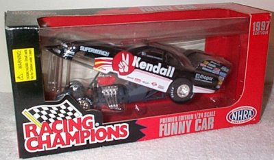 Chuck Etchells Kendall Dodge '97 Funny Car