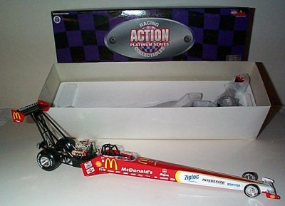 Cory McClenathan McDonald's '97 T/FD