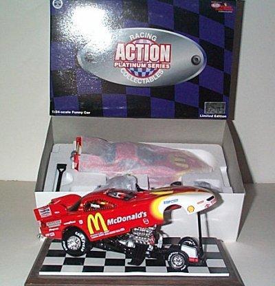 Cruz Perdegon McDonald's '97 Pontiac F/C