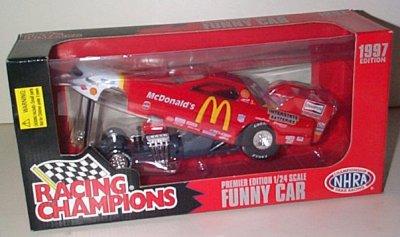 Cruz Pedregon McDonald's '96 Pontiac F/C